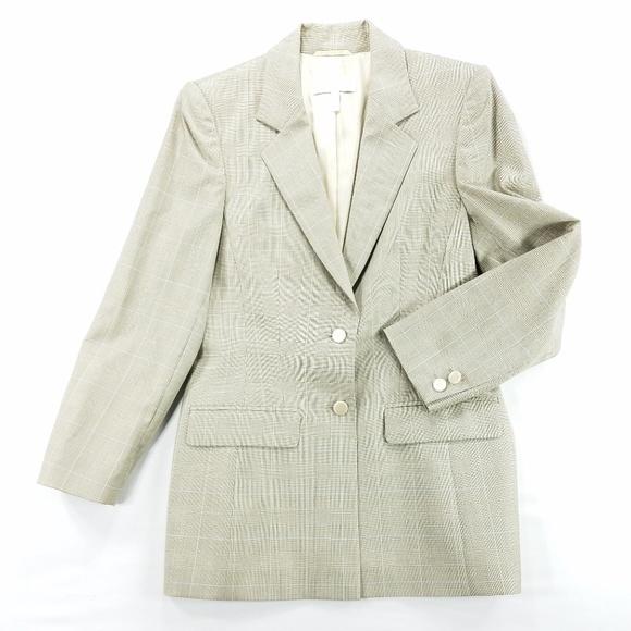 Escada Jackets & Blazers - Escada Womens Pure Wool Sports Coat Suit Blazer